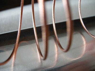 软铜绞线-弯曲
