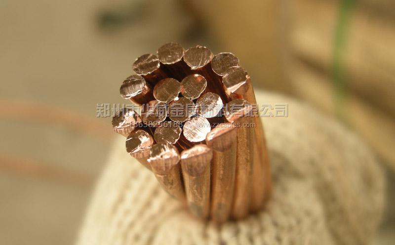 裸铜绞线生产绞合
